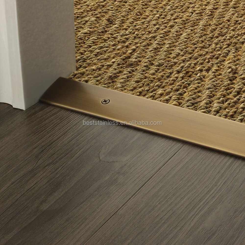 decorative stainless steel transition strips flooring buy floor transition transition strips stainless steel transition strips flooring product on