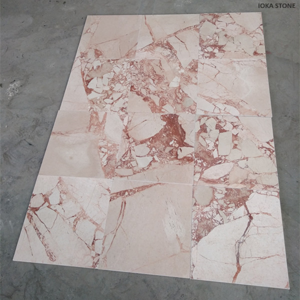 sunset pink marble beige white marble floor tiles buy marble floor tile chinese marble tiles sunset pink marble product on alibaba com