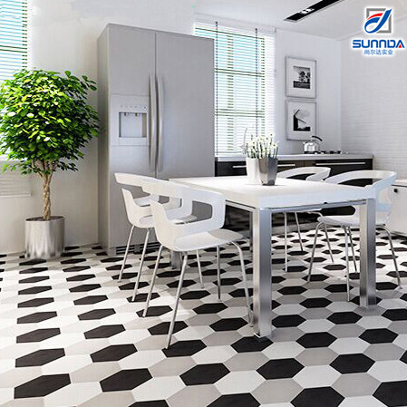 small size white and black tiles matte kitchen hexagon backsplash floor and wall tiles buy hexagon tile backsplash kitchen white hexagon tile
