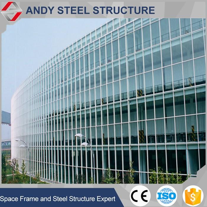 rideau de verre revetu vert cadre en acier 12mm prix mural buy mur rideau en verre de cadre en acier structurel mur rideau en verre de cadre en