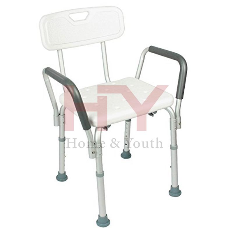 medical reglable douche siege de bain baignoire w bras pour handicap handicape baignoire chaise avec dossier buy chaise de baignoire chaise de