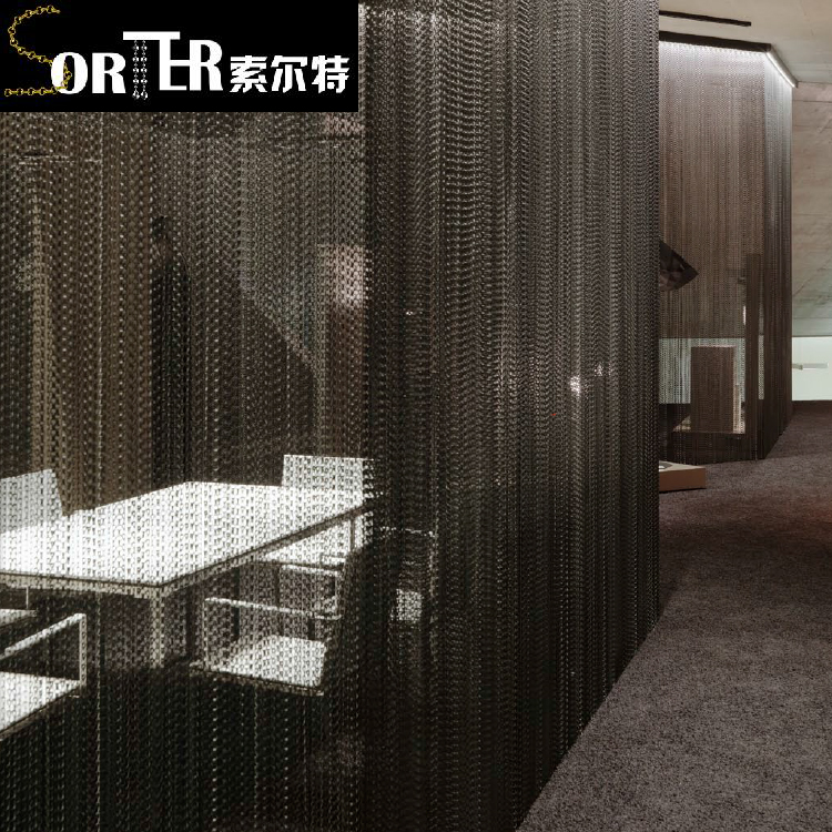 spa room dividers metal ball chain curtain buy stainless steel ball chain curtain decorative metal chain curtains ball chain beaded curtain product
