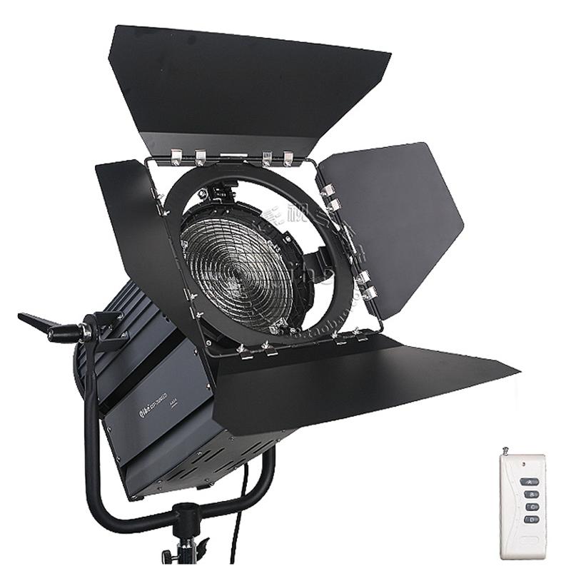 professional qihe stage studio film lighting equipment 200w led fresnel light buy led fresnel light 200w led fresnel light qihe studio light product