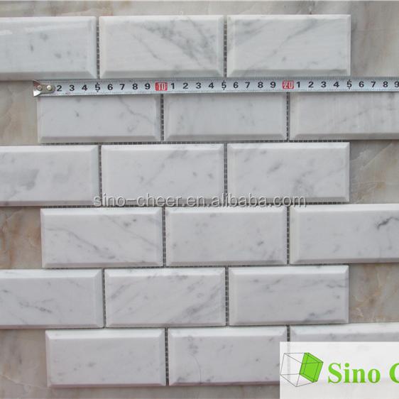carrara white marble subway tile 6x12 polished italian bianco carrera buy marble subway tile 6x12 marble bianco carrera product on alibaba com
