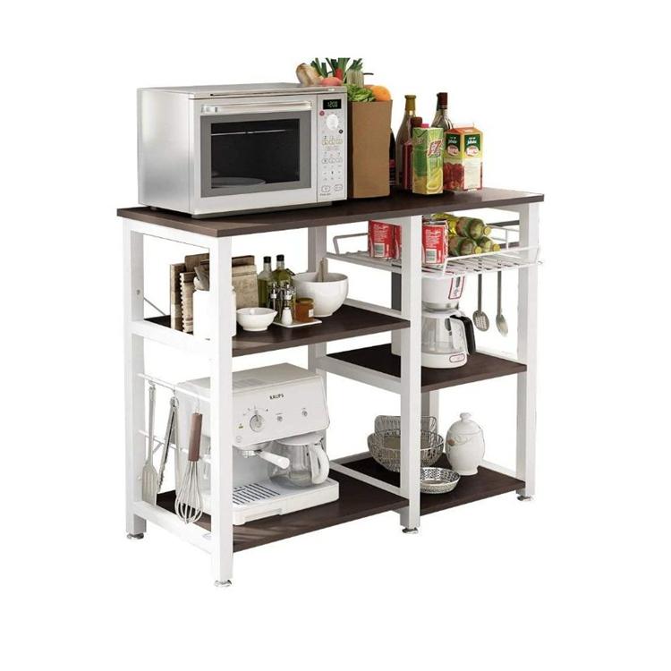 3 tier kitchen baker rack utility microwave oven stand storage cart workstation shelf coffee table fridge buy wholesale custom safe secure arne