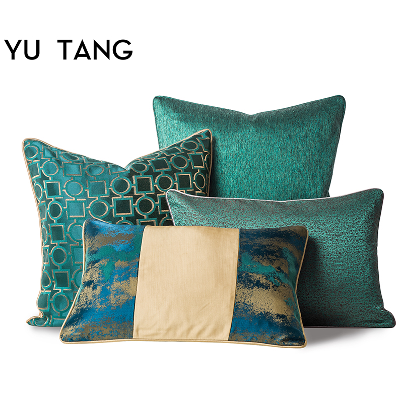 malachite series light luxury decorative cushion covers throw pillow covers sofa cushions for home decoration buy cushion cover throw