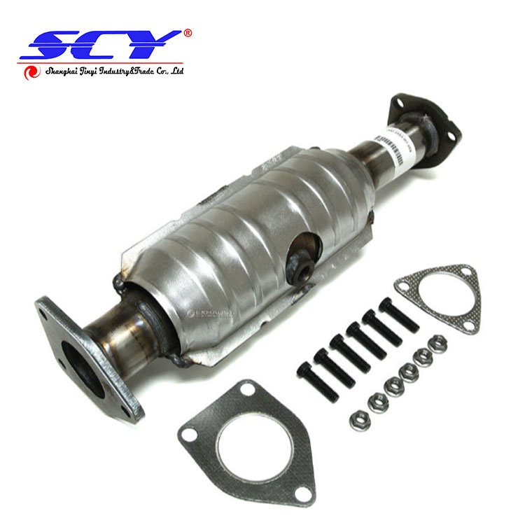 exhaust manifold suitable for honda accord 2 4l 03 07 510109 spectra catalytic converter with three way catalytic exhaust pipe buy car exhaust