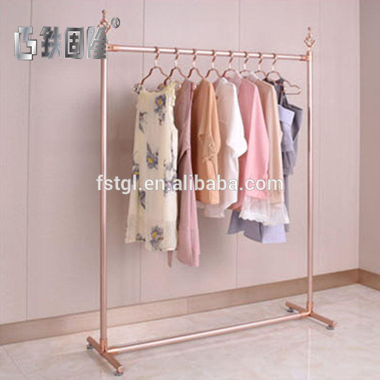 fashionable commercial industrial grade metal garment rack for clothes shop buy commercial garment rack metal garment rack garment rack for clothoes shop product on alibaba com