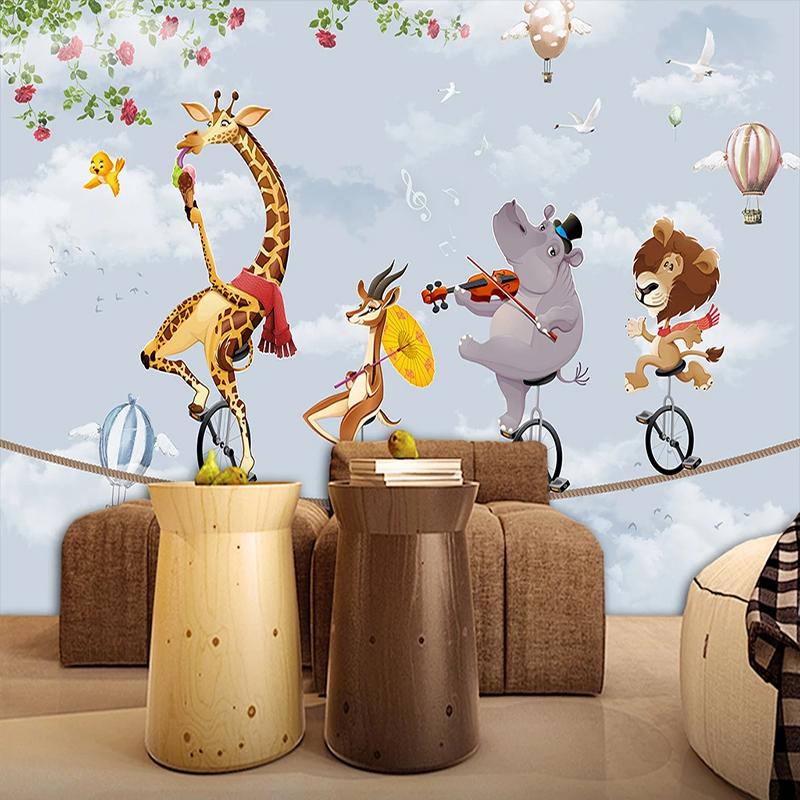 Entra nel nostro sito, consulta le collezioni di carta da parati lombardia seguendo lo stile che desideri:. Custom 3d Murale Carta Da Parati Per La Camera Dei Bambini Del Fumetto Animale Leone Elefante Giraffa Photo Wall Affresco Carte Da Parati Stanza Di Bambini Della Decorazione Buy Tv Sfondo