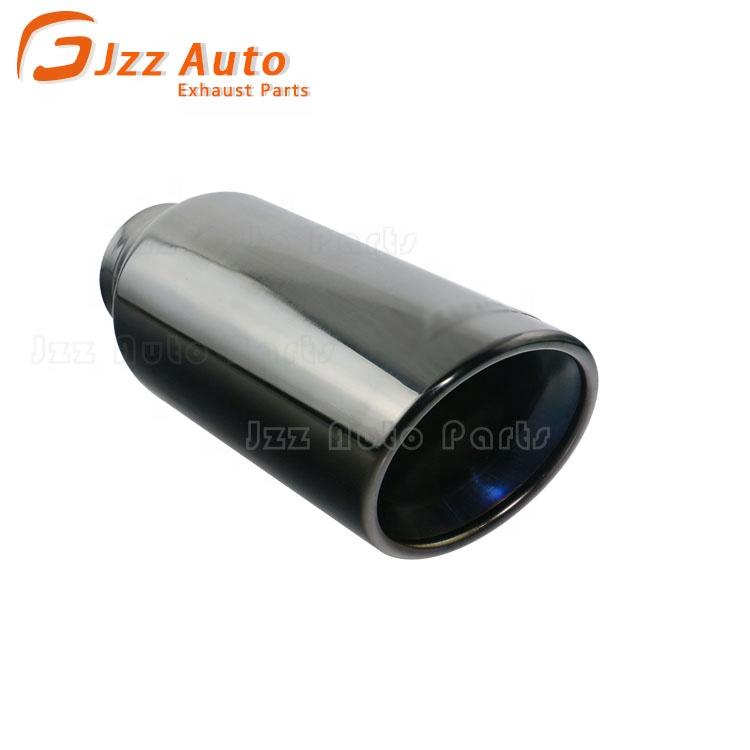 jzz new style black exhaust muffler tail tip for borla universal car buy muffler tail tip for borla exhaust tip for exhaust system product on