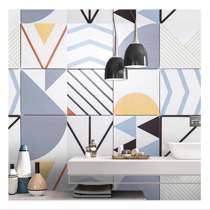 hot sale 200 200 multiple styles washroom and bathroom ceramic tile wall art buy 200 200 hanging art on tile wall living room pure and fresh