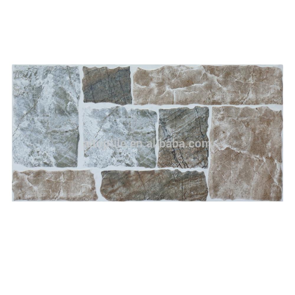 3d outdoor quartz stone wall brick panel digital print synthetic ceramic wall tiles 150x300mm price buy exterior tiles inkjet tile digital print