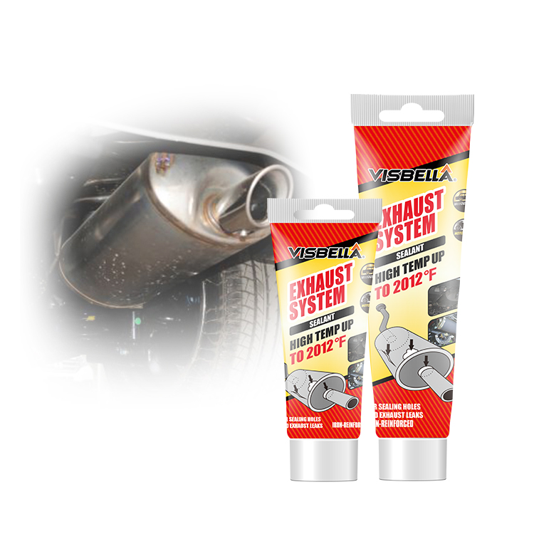 waterproof 150gm exhaust repair sealant muffler cement view exhaust sealant visbella product details from huzhou guoneng new material co ltd on