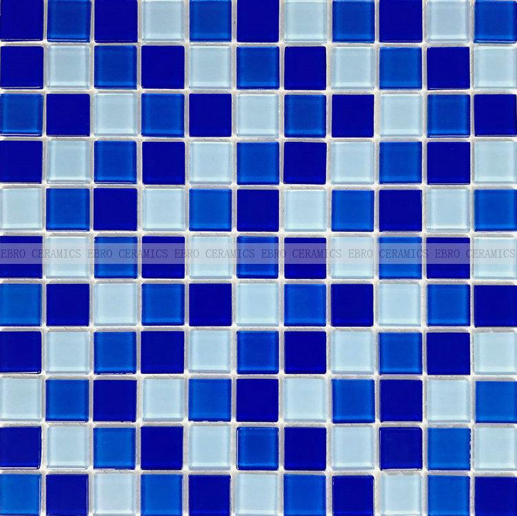 swimming pool blue glass mosaic tiles view glass mosaic tiles ebro product details from foshan ebro ceramic co ltd on alibaba com
