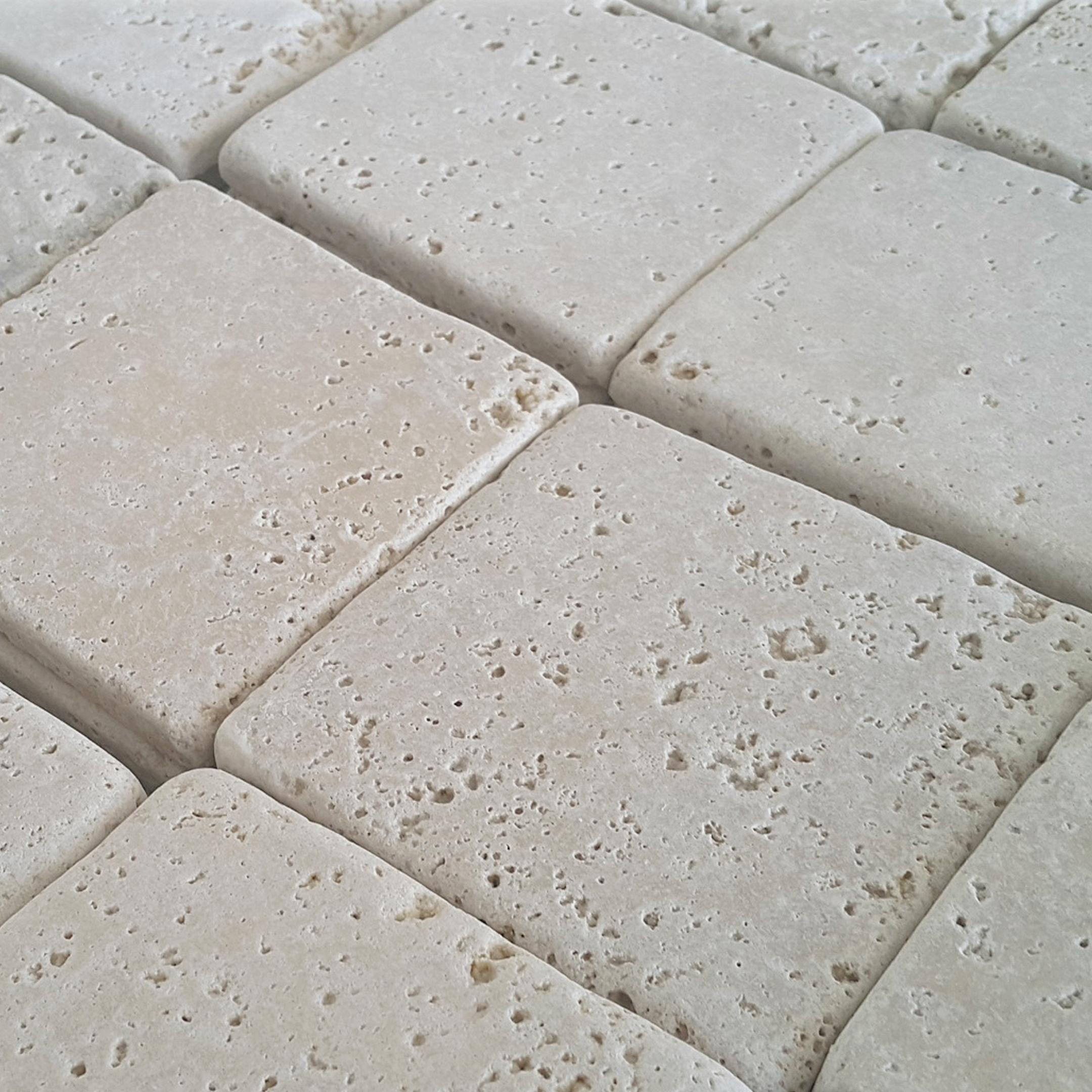 premium select ivory travertine tumbled tile buy travertine tile tumbled ivory tumbled travertine tiles 4x4 tumbled travertine tile ivory