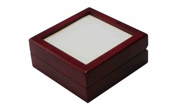sublimation ceramic tile lid unfinished wooden jewellery box buy unfinished wood boxes with lids wooden jewellery boxes custom made gift boxes