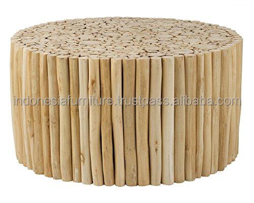 teakwood round coffee table natural wood coffee table buy natural wood coffee table wooden coffee tables modern round nesting coffee tables product