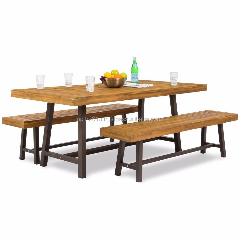 acacia wood high quality garden outdoor patio furniture buy wooden outdoor furniture garden line patio furniture garden furniture product on