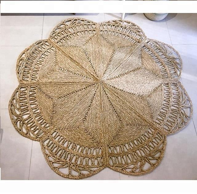 rond ecologique tapis en jonc de mer buy tapis tapis tapis tapis rond product on alibaba com