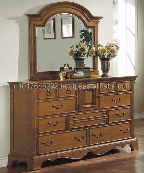 bedroom furniture antique design solid wood mirrored dresser wooden dressing table buy dressing table designs dressing table designs for