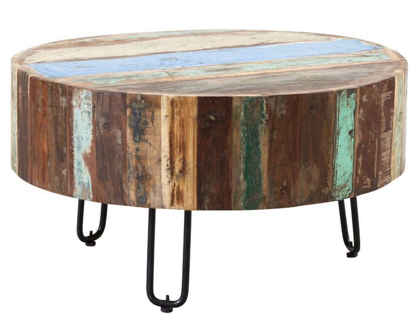 industrial recycle wooden reclaimed round coffee table furniture buy recycled wood boat furniture vintage reclaimed wood furniture old wood coffee table product on alibaba com
