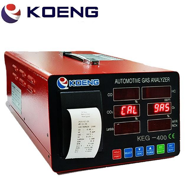 koeng automotive exhaust gas analyzer keg 400 4 gas analyzer high quality made in korea buy portable automotive exhaust gas analyzer automotive