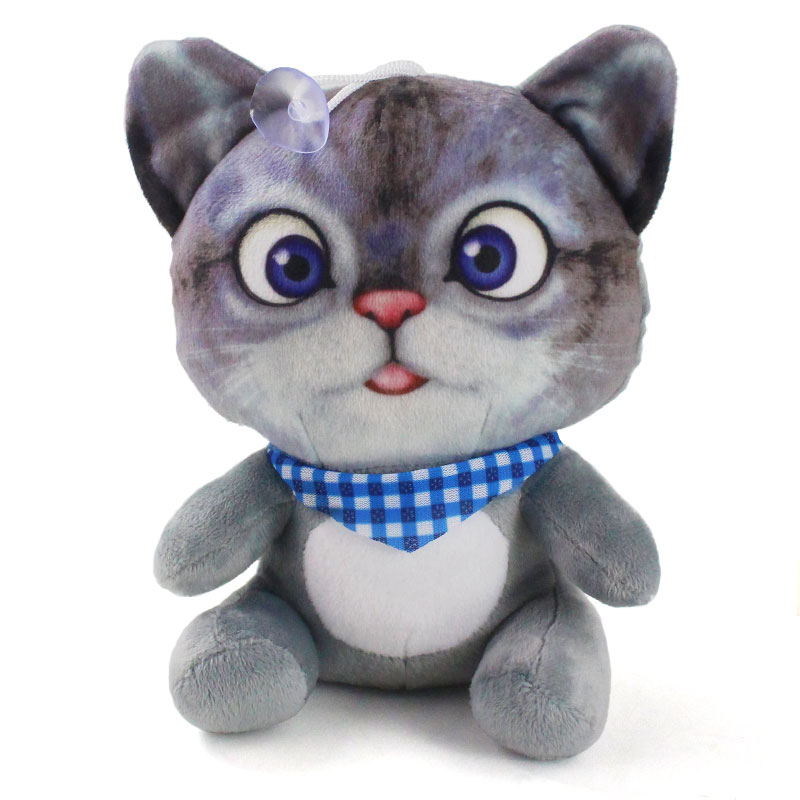 20cm cute soft cat plush pillow cushion kawaii cat soft plush animals toys kids children gift buy cat plush toy animals toys kids children gift