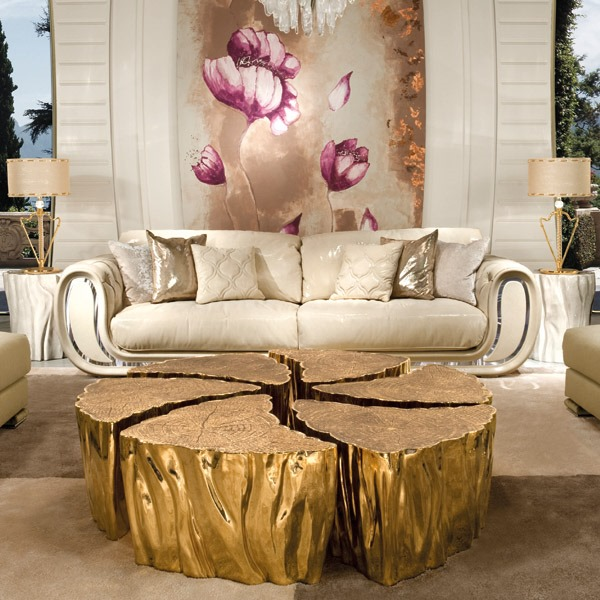 wood and gold coffee table stump coffee table phenomenal reclaimed tree trunk gold decorating ideas wood gold coffee table buy solid wood slab