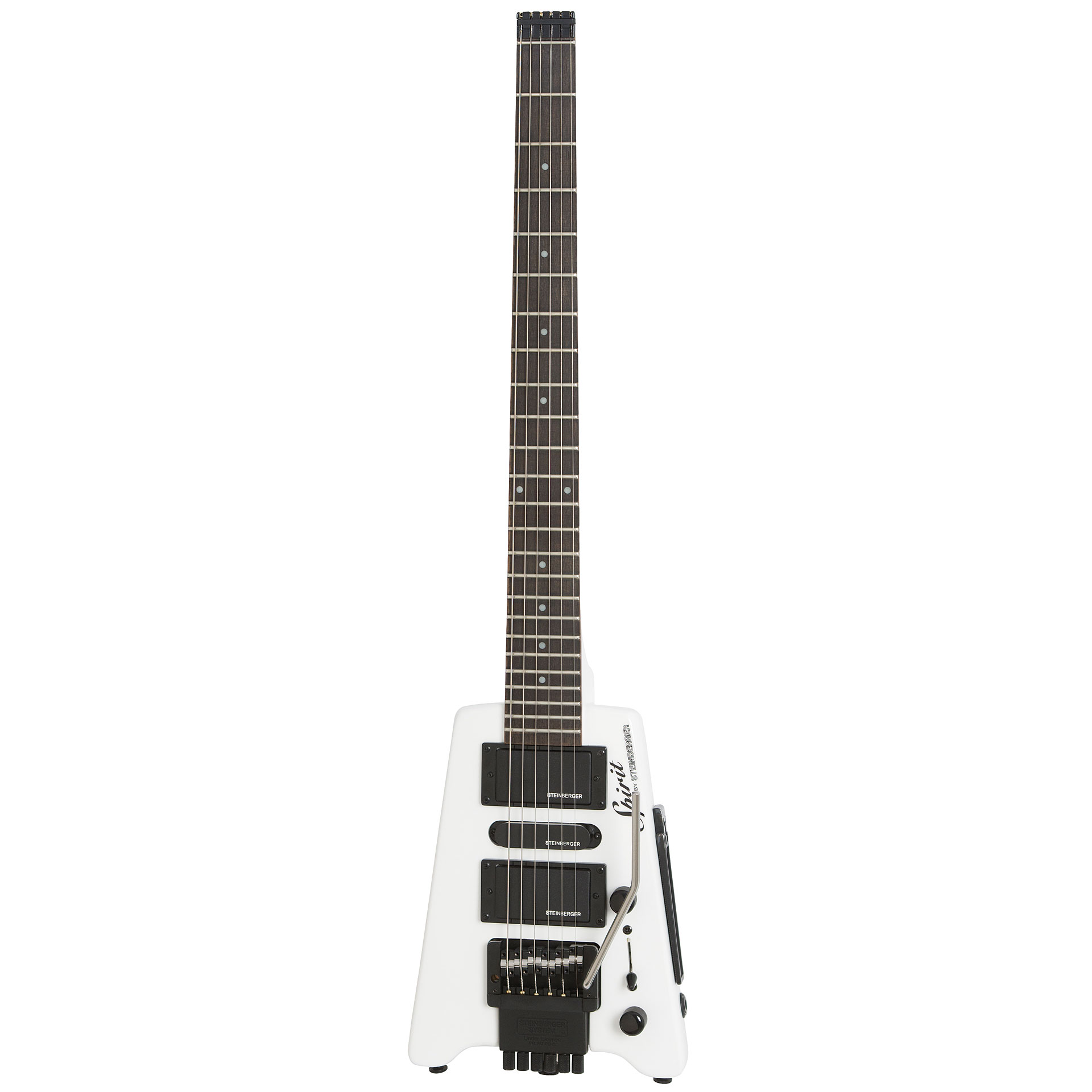 Steinberger Spirit Gt Pro Deluxe Wh Electric Guitar