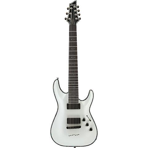 Schecter Hellraiser C 7 Wh Guitarra Electrica