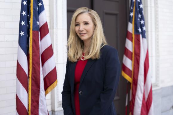 Lisa Kudrow en
