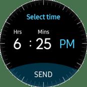 Samsung Gear S2 Enhanced Smart Replies screenshot