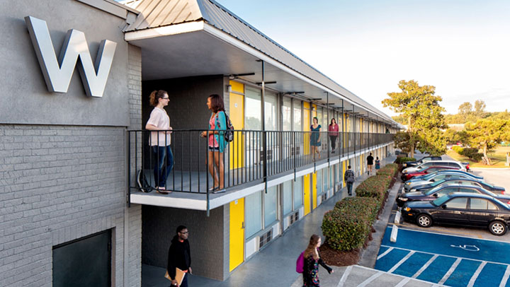 Residence Life And Housing Plan Major Changes Scad District