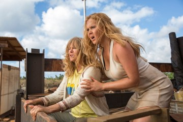 """Snatched"" Review"