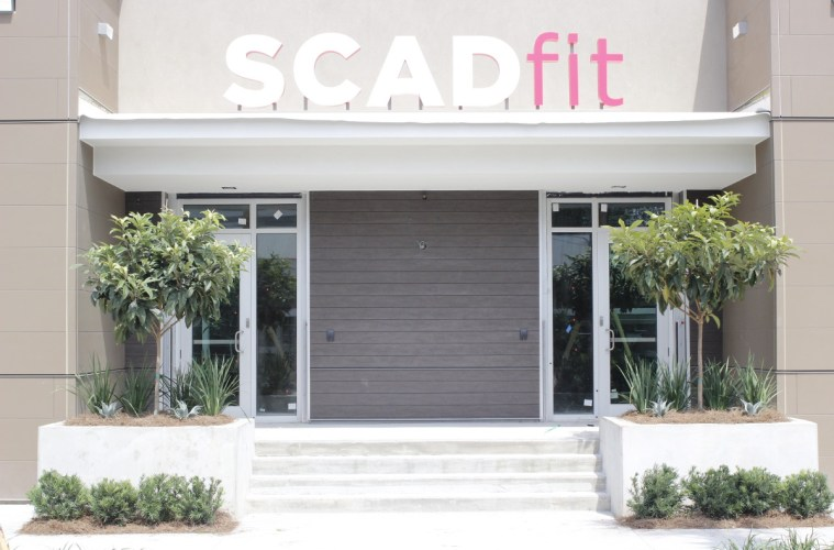 SCAD-opens-new-gym-scad-fit