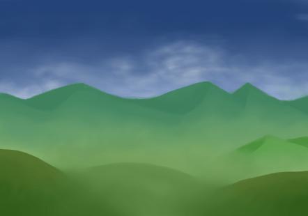 Геометричные горы