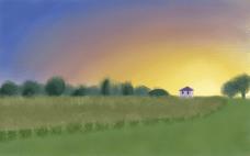 Тёплые поля