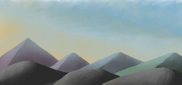 Сладкие холмы