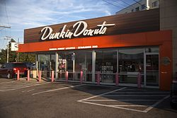 Dunkin Donut - Whisky And Donuts - WhiskyAndDonuts.com