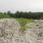 Malasyan Plastic waste dump