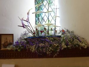 Scalby Fair Flower Festival 2018