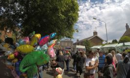 Scalby Fair Day 2018: video short