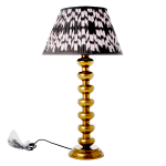 Buy Rice Metal Table Lamp In Gold Gold Incl Shipping