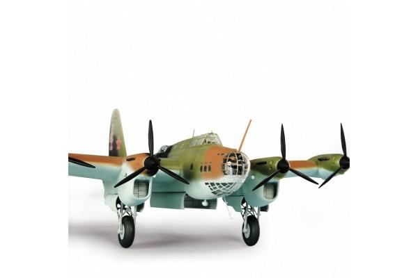 Купить сборную модель Самолет Пе-8 от фирмы Звезда в ...