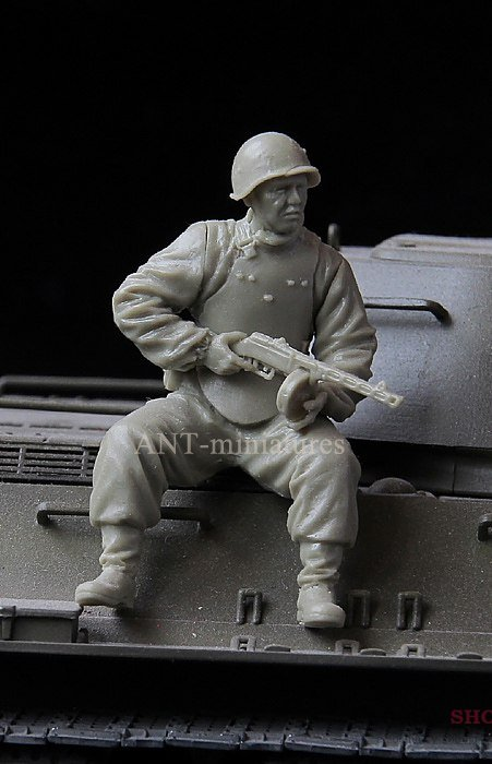 1/35 ШИСБР СССР 1943-45г (ANT-MINIATURES 35-102)