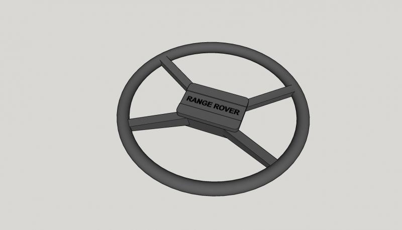 Steering wheel d