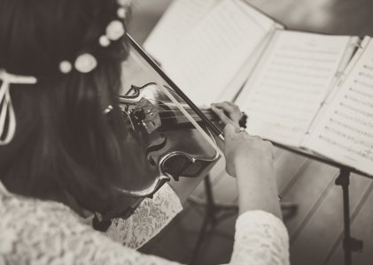 Five Important Things to Do at Your Student's First Violin Lesson