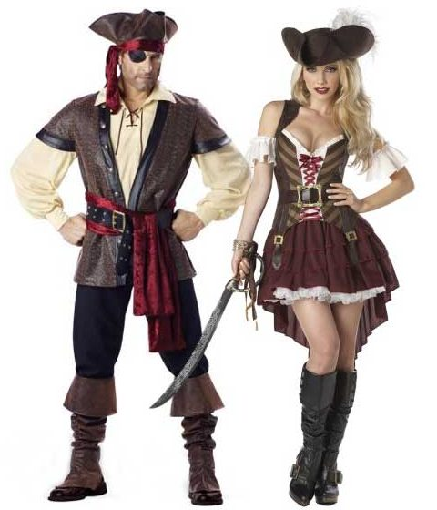 Couple Costume Ideas Scalliwags Costume Hire