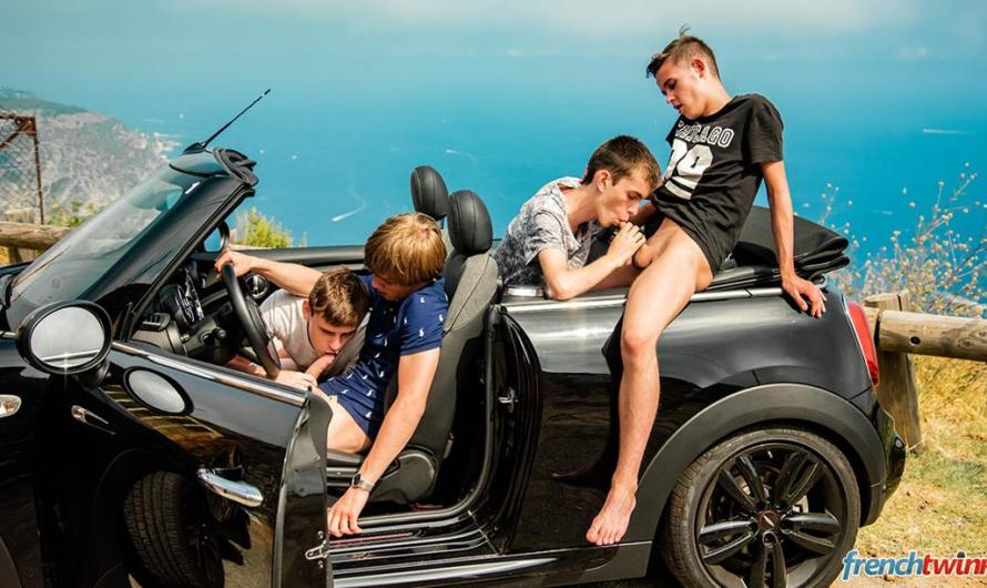 FrenchTwinks – Orgy on the French Riviera