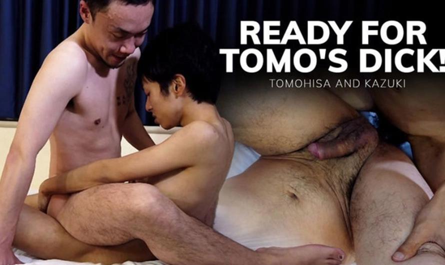 JapanBoyz – Ready for Tomo's Dick!